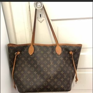 Louis Vuitton Neverfull MM.